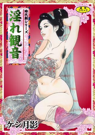 時代劇シリーズ 2~淫れ観音~の表紙