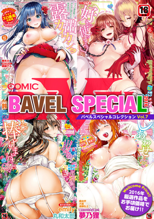 COMIC BAVEL SPECIAL COLLECTION VOL7の表紙