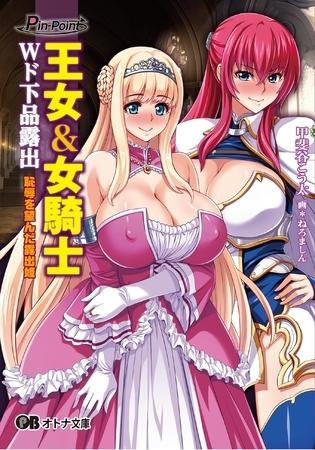王女&女騎士 Wド下品露出恥辱を望んだ露出姫の表紙
