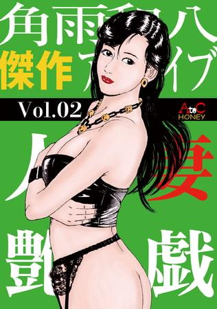 人妻艶戯  Vol.02の表紙