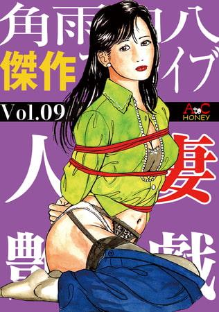 人妻艶戯  Vol.09の表紙