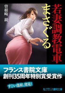 若妻調教電車【まさぐる】 [曽根崎鋭(著)]  (BJ293868)
