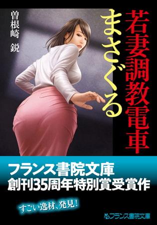 若妻調教電車【まさぐる】の表紙